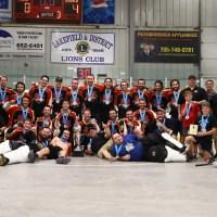 Sr. C: Lakefield Rage capture Nobile Cup
