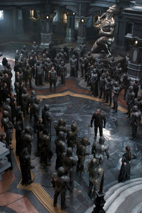 Inside the Basilica Ship, Finale Fight, TCOR, 2003.