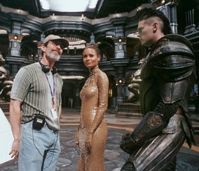 With Thandie Newton and Karl Urban.
