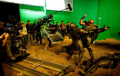 Fight Scene Montreal RIDDICK 2012.