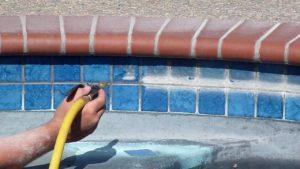 swimming pool tile cleaning las vegas
