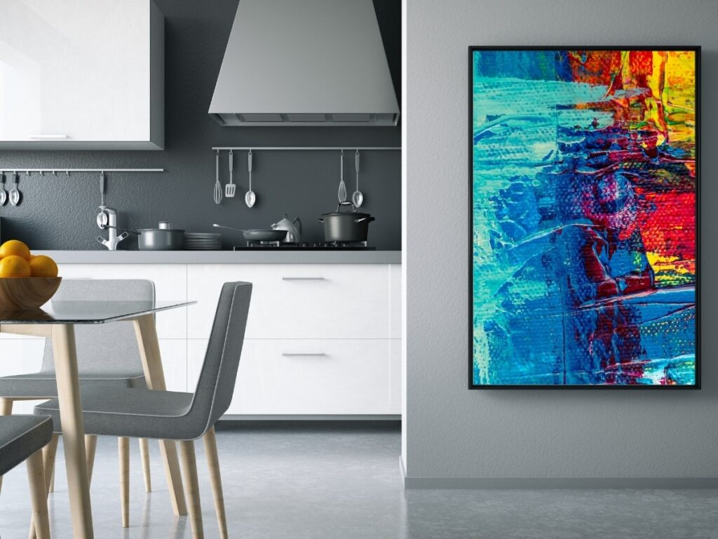 Selecting Art to Fill a Specific Space