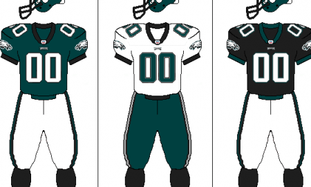Eagles Uniform Colors Philly Influencer