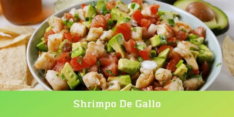 Shrimpo de Gallo