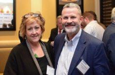 Liz Holder, KeyW; Warren Stembridge, PAE