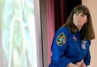 Cady Coleman, former astronaut