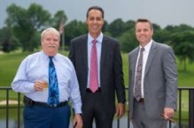 Jon Greenwood, JD Kathuria, Doug Russell