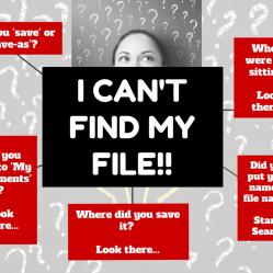 find my file