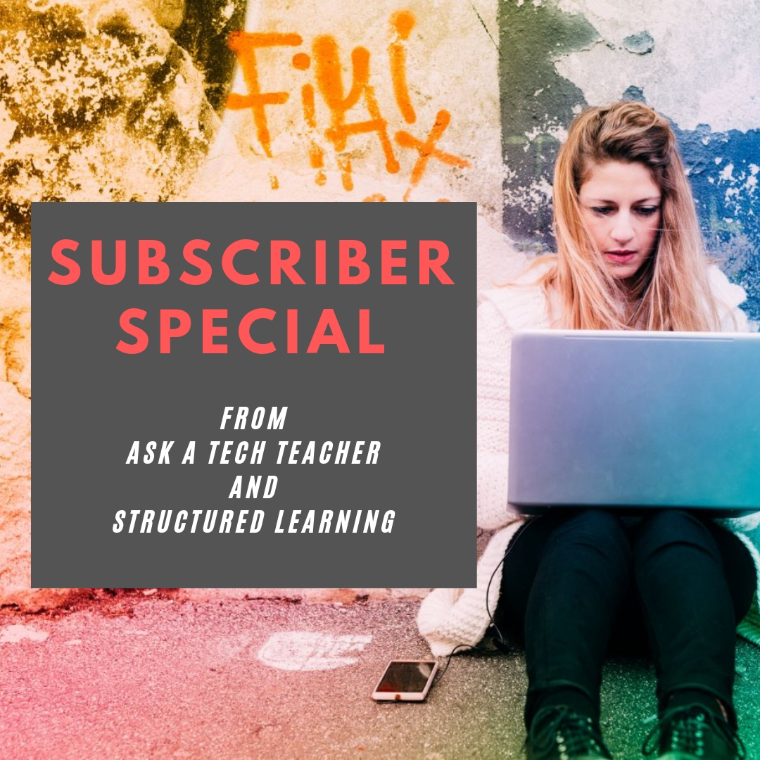 Subscriber Special: March