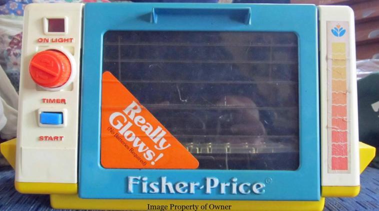 1987 Magic Glow toaster oven - freetobeuneek