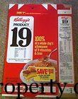 Kellogg's Product 19 property oldcoffinnail
