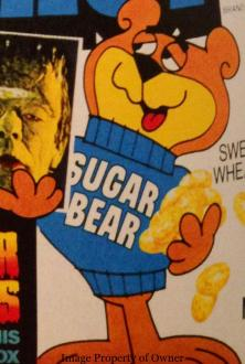 Sugar Bear mascot