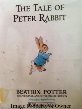 Peter Rabbir - Beatrix Potter Yello80s.com