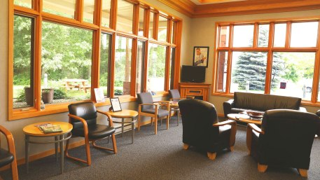 Point Place Dental Waiting Room