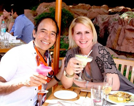 Sunday Brunch with Ramesh at Leela Palace Hotel