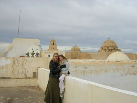 Our first solo trip to Africa, to the lovely country of Tunisia