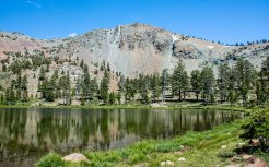 Deadfall Lakes Trail - Mt Eddy
