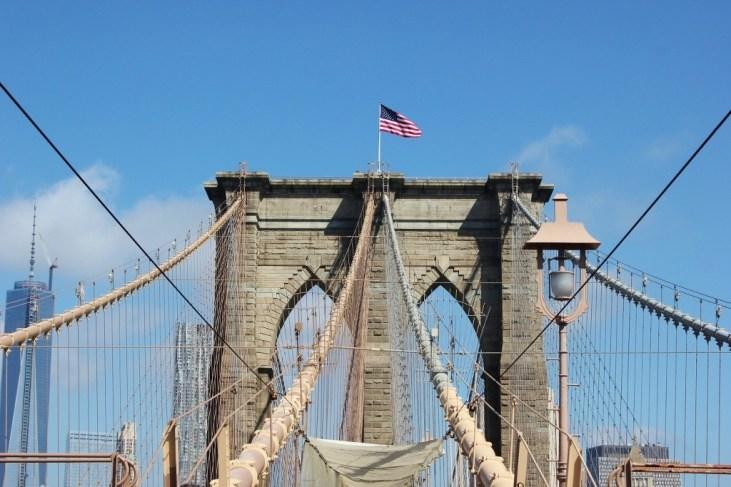 Brooklyn Bridge New York City NYC JetSettingFools.com