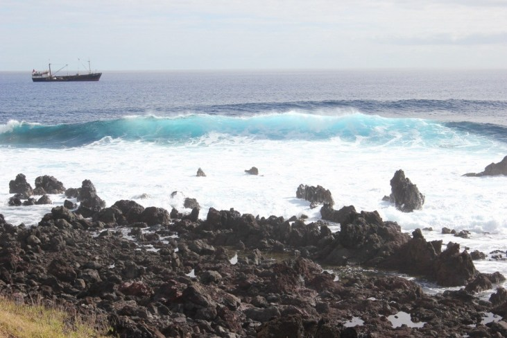 Surf, Easter Island Itinerary