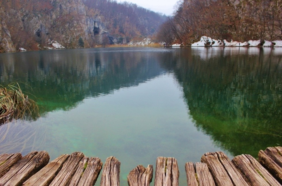 Plitvice Lakes photos: Beautiful scenery throughout the park