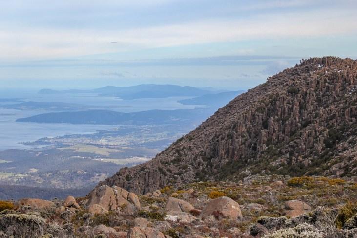 Organ Pipes, Mt Wellington, Hobart