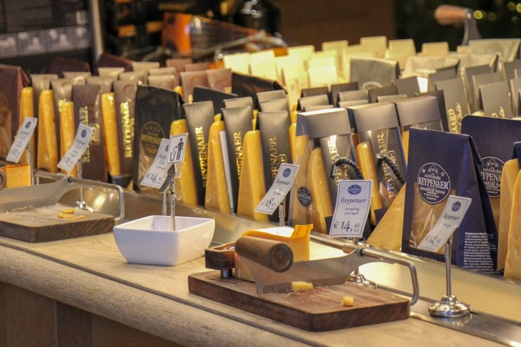 Must eat cheese, Amsterdam, The Netherlands