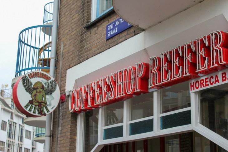Weed Coffee Shop, Amsterdam