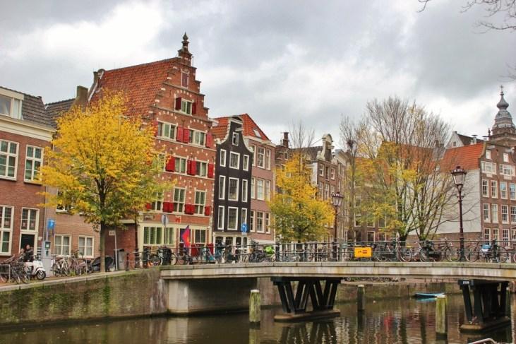 Bridges of Amsterdam, Netherlands
