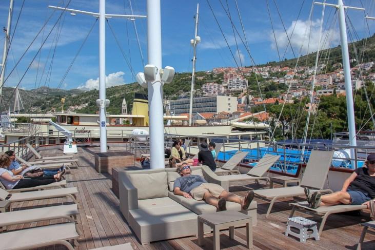 Dubrovnik Port, Sail Croatia