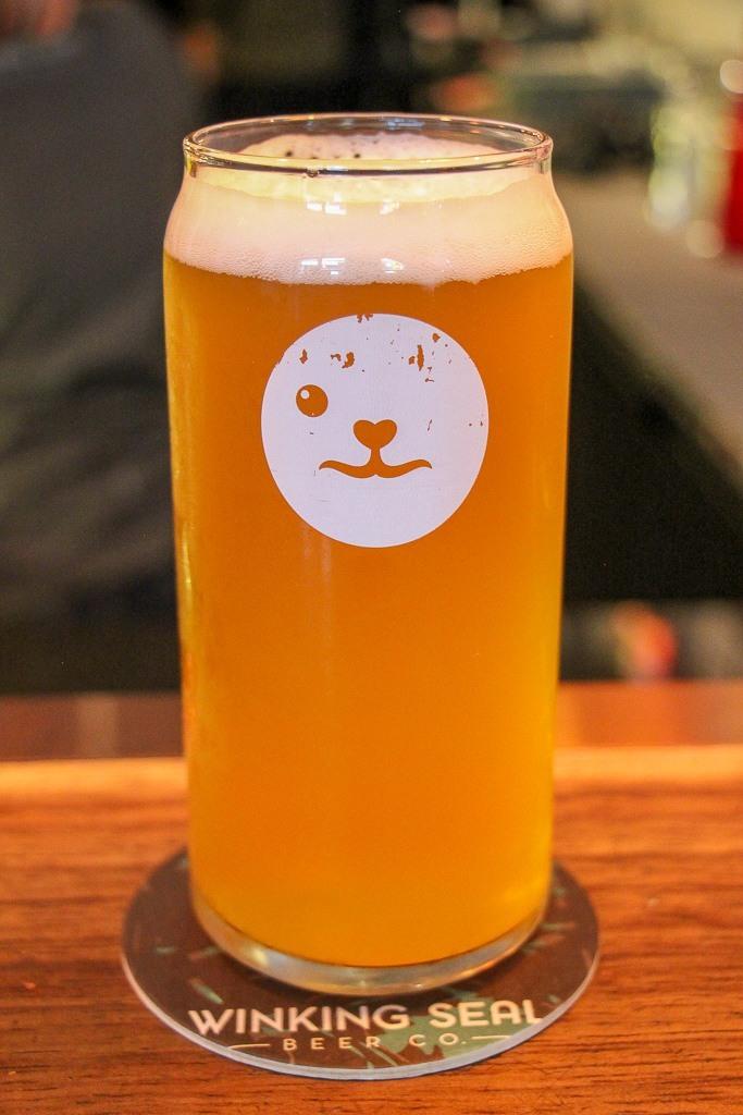 Cold Craft Beer, Winking Seal Craft Beer, Saigon, HCMC, Vietnam