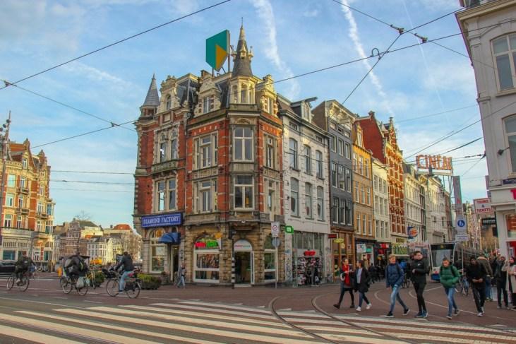 Muntplein, Amsterdam, Netherlands