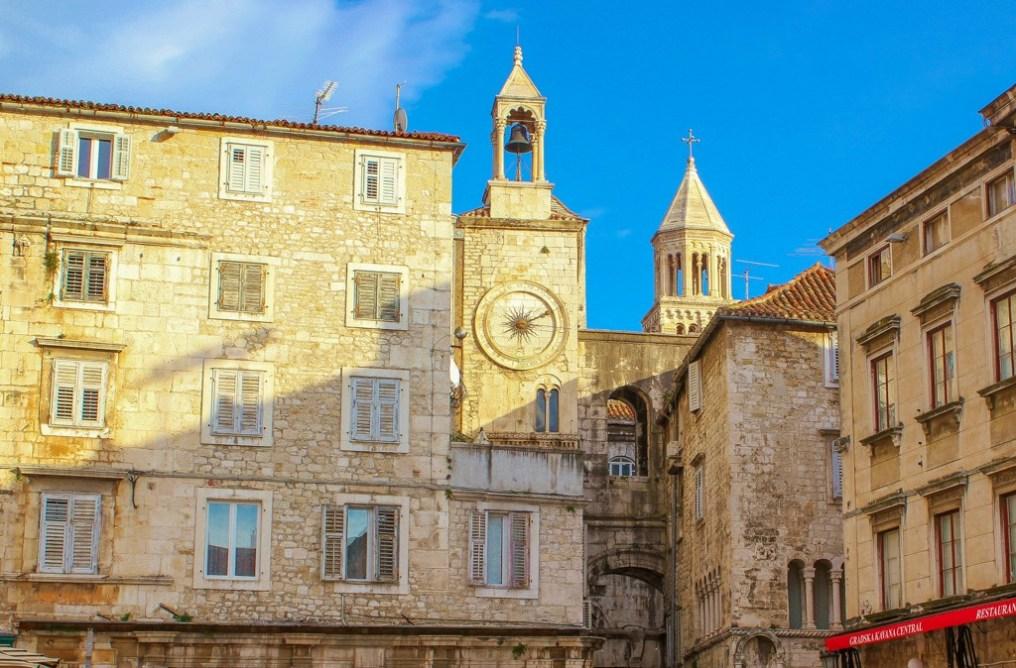 Iron Gate Detail, Split, Croatia