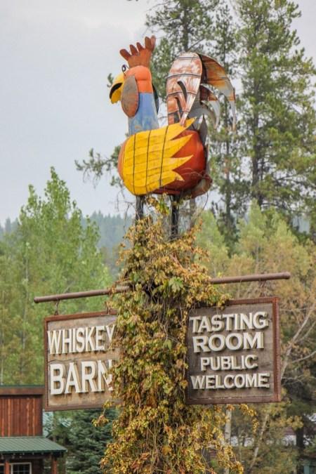 Get a taste at Glacier Distilling, Montana