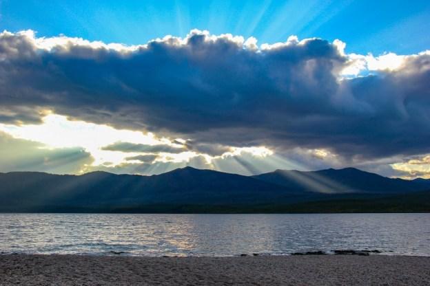 Can't Miss A Lake McDonald Sunset, Glacier NP, Montana