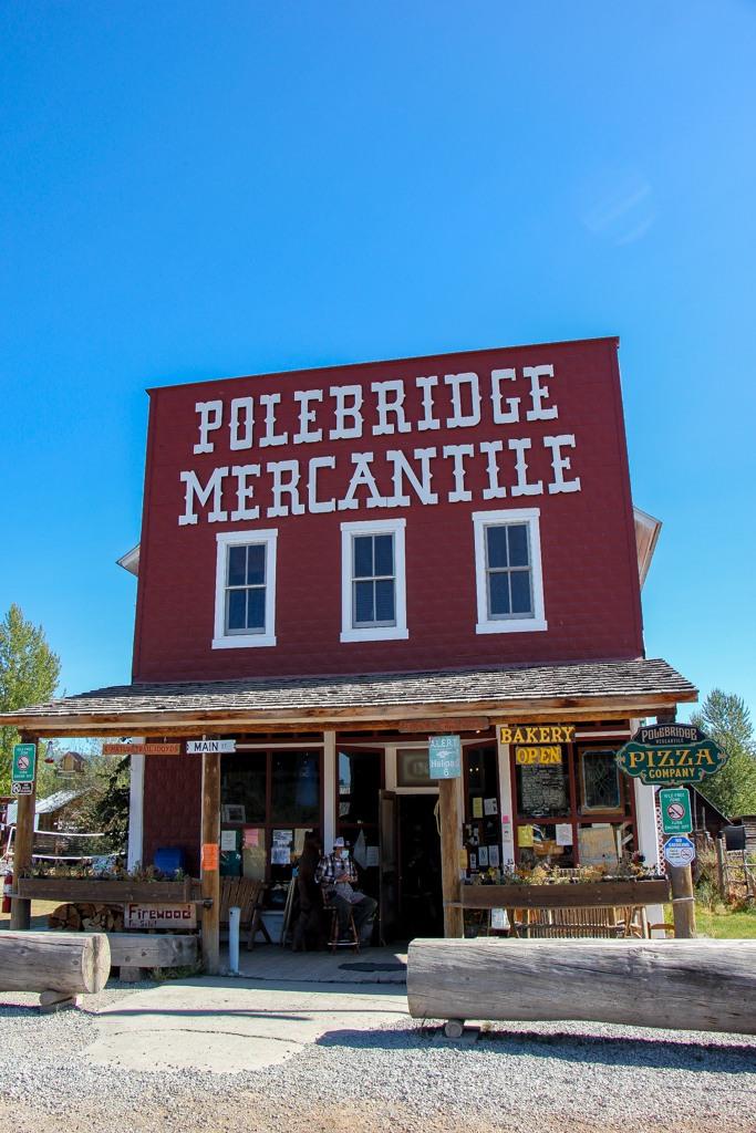 Must stop at Polebridge Mercantile Store, Montana