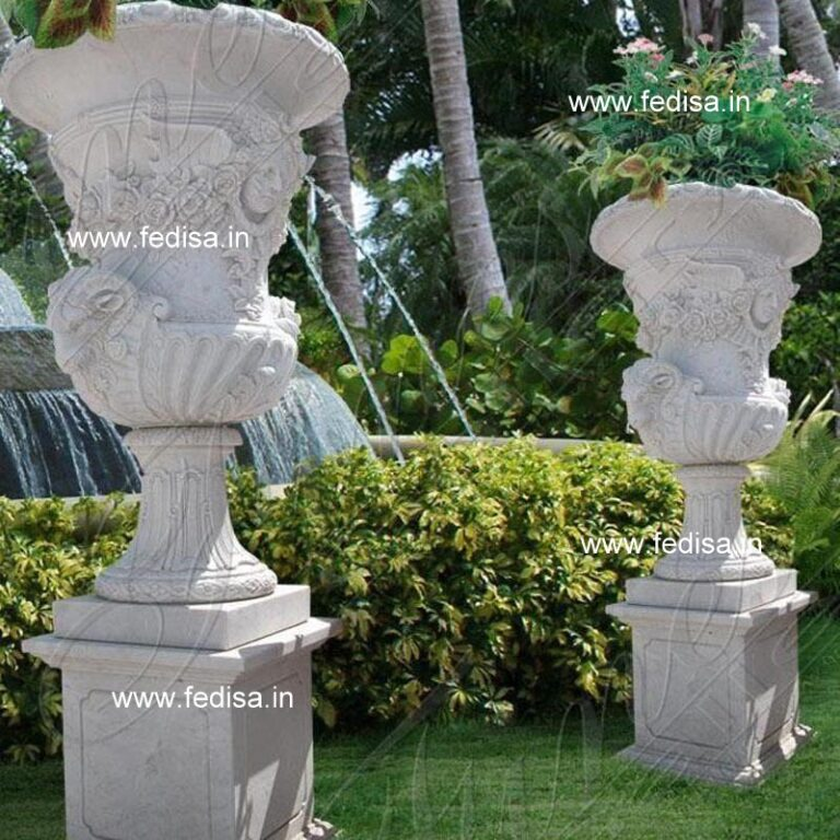Buy Marble Flower Pots Design Ideas Inspiration Pictures Fedisa