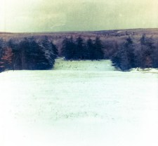 1964 - The old ski run