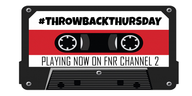 FOOD NATION RADIO – THROWBACK THURSDAY
