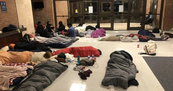 Howard University School Board of Trustees Responds to Protests