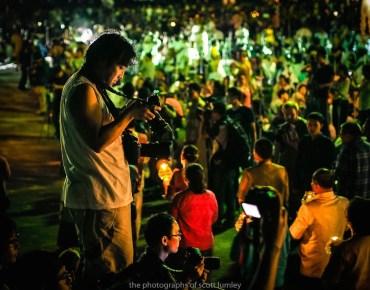 Loi Krathong Yi Peng Chiang Mai 2014 225