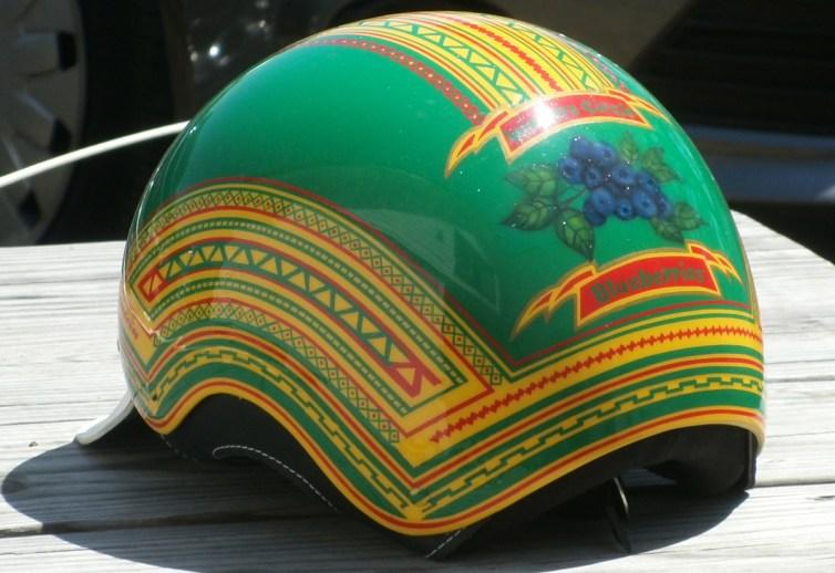 Bill's Helmet
