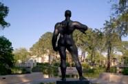 Sydney and Walda Besthoff Sculpture Garden; Gaston Lachaise, sculptor; Lee Ledbetter, architect; Sawyer Berson, landscape architects; for New Orleans Museum of Art