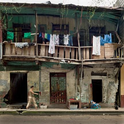 El Chorrillo Facade No. 1, Panama