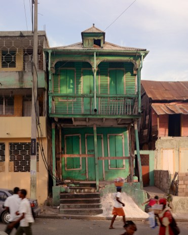 Syncopated House, Port-au-Prince, from Creole World