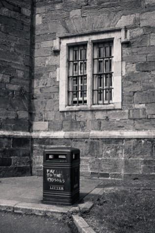Old Gaol; Cork, Ireland