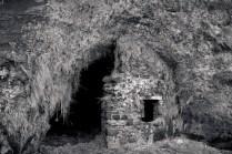 Cave; Antrim Coast