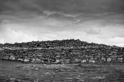 Prehistoric Fort on Inish Mor, Aran Islands