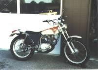 1975 Honda TL250