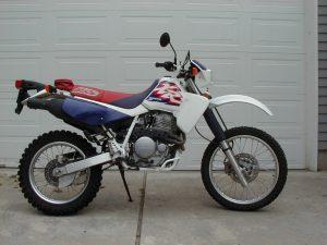1996 Honda XR650L