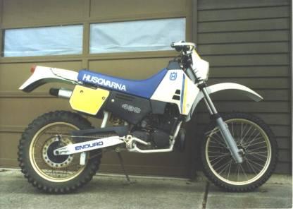 1988 Husqvarna 430WR